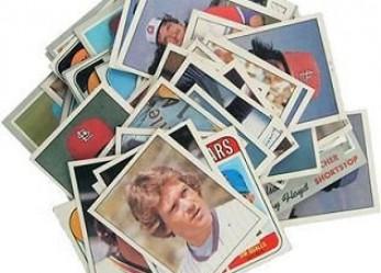 A bitcoinok mint baseball-kártyák
