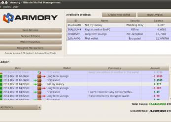 Armory – a készülő profi kliens