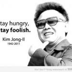 """""""Maradjatok éhesek, maradjatok bolondok."""""""