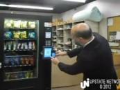 Bitcoinos automata az Upstate Networks-től