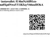 Útmutató pythonos és djangós Bitcoin-Instawallet-klón készítéséhez