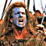 Mel Gibson William Wallace-ként.