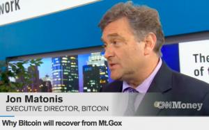 Jon Matonis CEO of Bitcoin :D