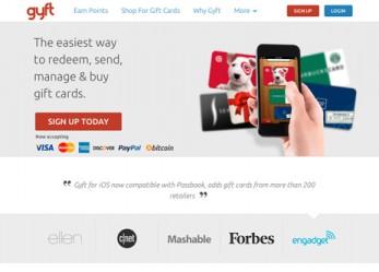 Már Bitcoinnal is vásárolhat Wal-Mart kuponokat a Gyft segítségével