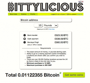 bittylicious-home-page