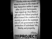 Free State Projekt: libertariánus tesztterepe a bitcoinnak, a 3D nyomtatóknak és a drónoknak