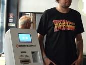 Az első bitcoin ATM Budapesten!