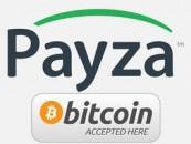 Payza: teljes bitcoin integráció!