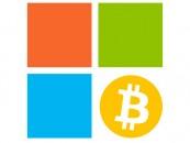 Már a Microsoft is elfogadja a bitcoint!